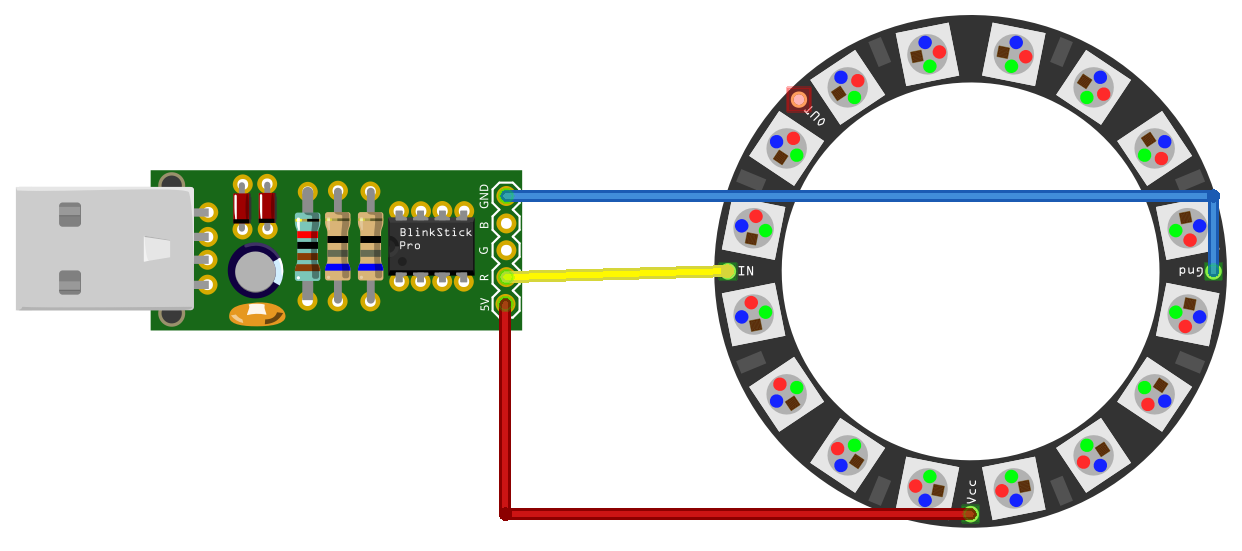 Blinkstick-pro-with-1-neopixel-ring